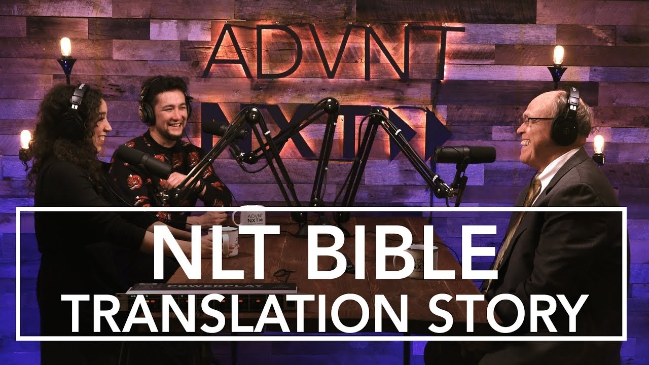 005. New Living Translation Bible Back Story (Dr. John Oswalt)