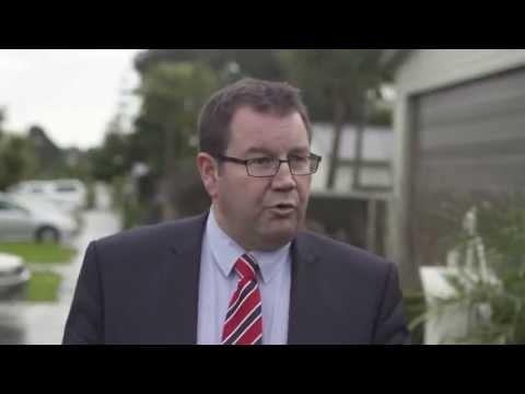 Grant Robertson - Labour's Future