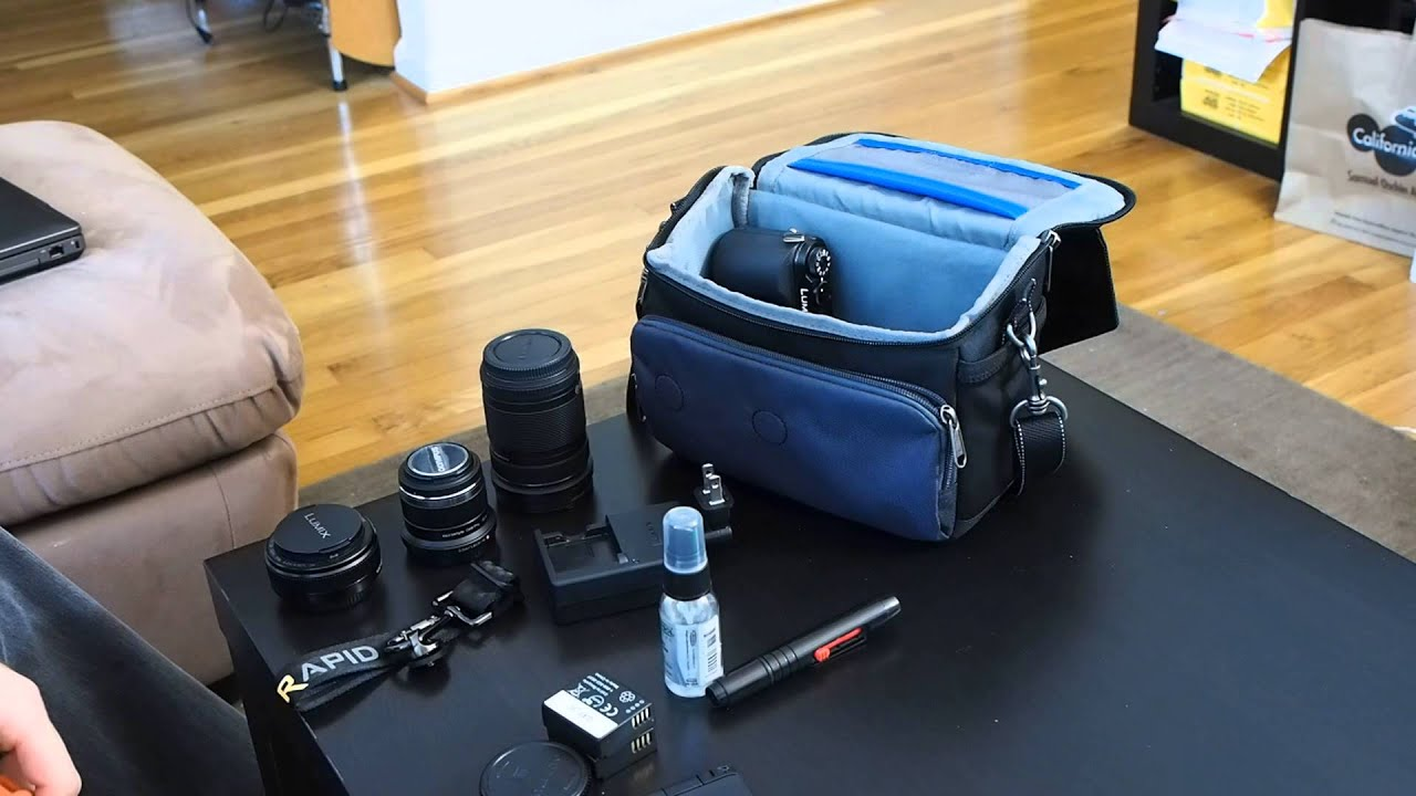 Think Tank Mirrorless Mover 20 And Micro Four Thirds
