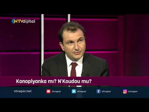 ''Konoplyanka mı? N'koudou mu?'' (Futbol Net 21 Ağustos 2019)