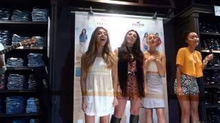 Little Mix Hollister Fan Event - Black Magic