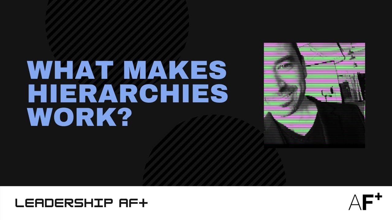 On Leadership: What Makes Hierarchies Work?
