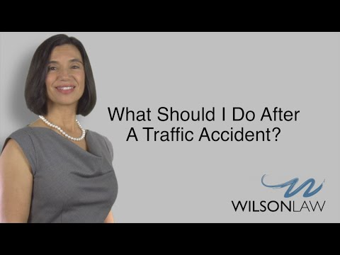 What To Do After A Car Accident – North Carolina Personal Injury Attorney Kimberly Wilson White