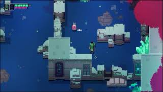 Hyper Light Drifter - Random gameplay in east forest - 60 fps
