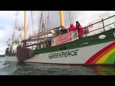 Greenpeace Ocean Plastics campaign