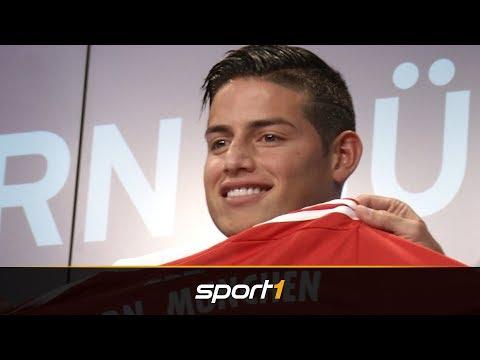 Rache an Real Madrid? James Rodriguez wird deutlich | SPORT1 - DER TAG