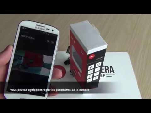 Comment brancher la SJCAM M20 en Wifi - SJCAM France - sjcam.fr