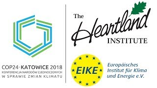 COP24 Climate Science Presentation by The Heartland Institute