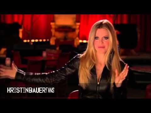 Kristin Bauer  True Blood Season 5: Vampire Girls Fight