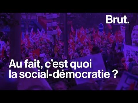 C'est quoi la social-démocratie ?