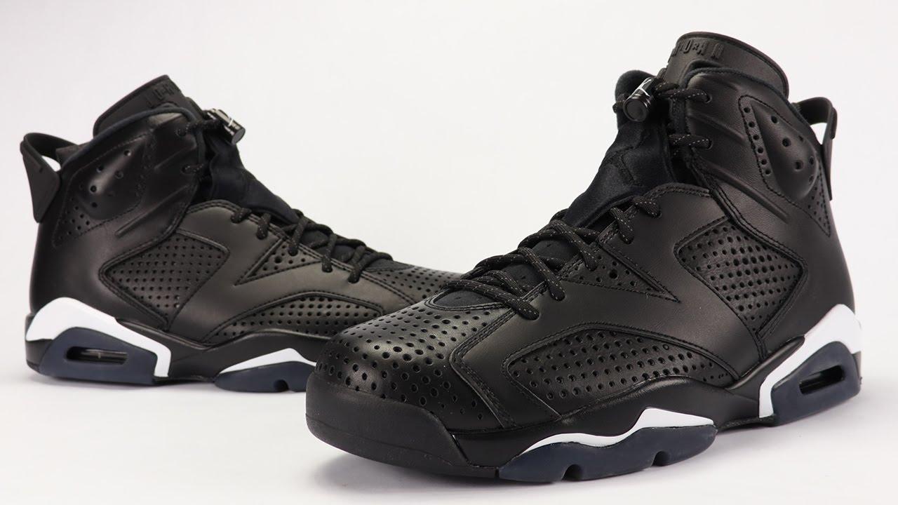 Air Jordan 6 Black Cat Release Info