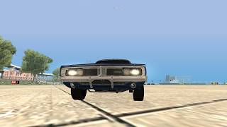 Dodge Charger R/T 1969 Sounds (MTA:SA CCD#3)