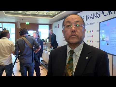 Mac Urata, International Transport Workers' Federation,