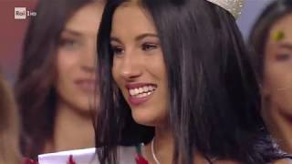 Carolina Stramare è Miss Italia 2019