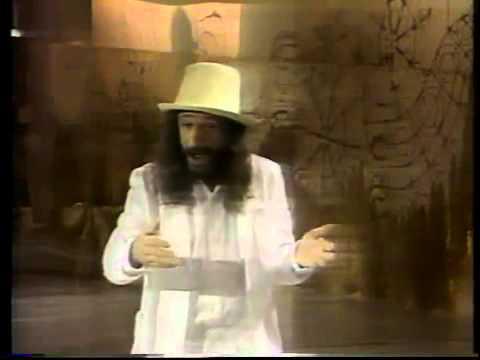 Inauguração da TV Manchete em 1983 Alceu Valença PARTE 5