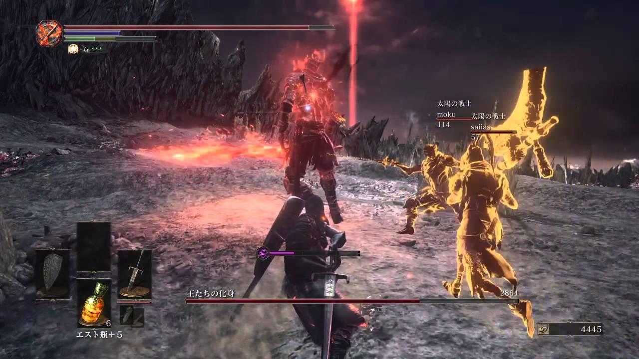 how to get all 3 endings in dark souls 3