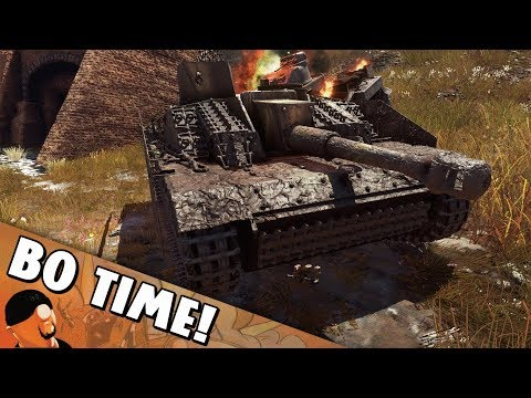 "War Thunder - StuH 42 Ausf. G ""There Is Nothing Professional About This!"""