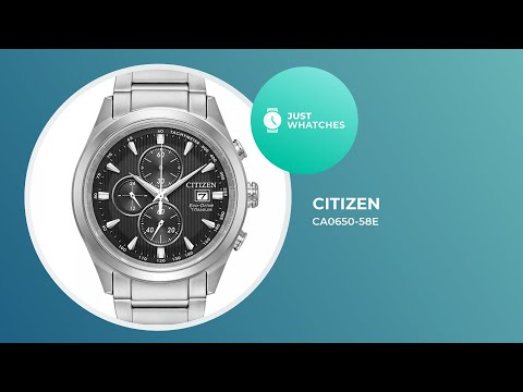 Trendy Citizen CA0650-58E Men Watches Features, Prices, Detailed Specs