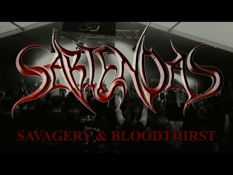 SABIENDAS - Savagery And Bloodthirst (Lyric Video)