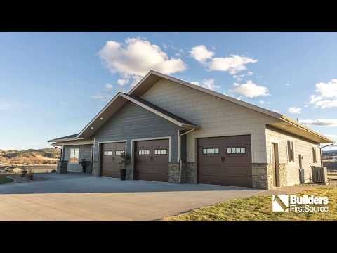 Builders FirstSource Spec Home in Spearfish, South Dakota