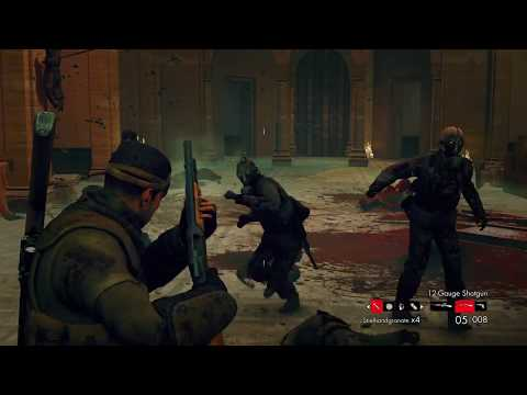 Zombie Army Trilogy Back to Berlin Gateway to Hell Part 2 gamereviews.gr