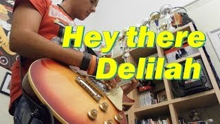"Tutorial chitarra ""Hey there Delilah"" (tab)"
