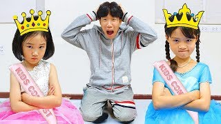 Boram Play Beauty Contest w/ kids makeup toys