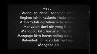 Hawari - Mengapa (Lirik) MP3