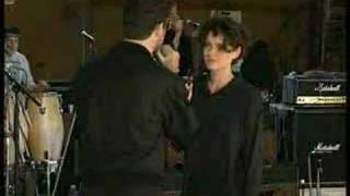 George Michael & Lisa Stansfield rehearsals of TATDOOL