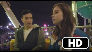 erwin tries to kiss nadine the edge of seventeen 2016 movie clip hd