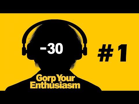 Gorp Your Enthusiasm