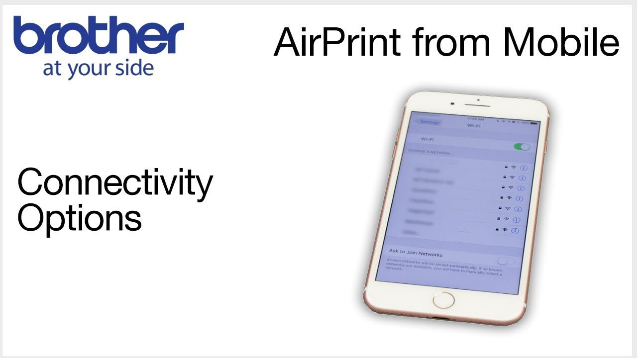 How to install airprint on my ipad