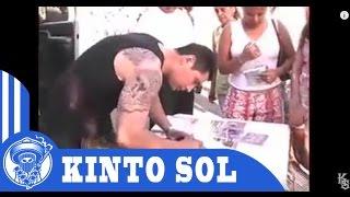Kinto Sol - DEJO MI HUELLA (Music Video)