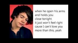 One Direction - More Than This + free mp3, 3gp, mp4 download link