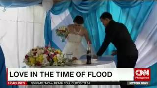 Love in the time of flood   CNN Philippines