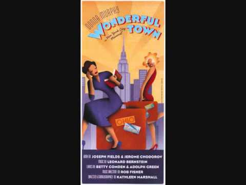 """It's Love"" from the Broadway musical, ""Wonderful Town"""