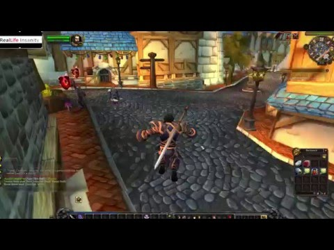 How To Get to Heirloom Vendor from Srormwind