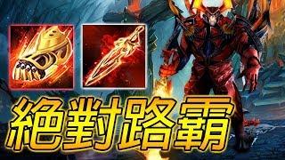 【尚恩】傳說對決最霸道的邊線英雄!完全沒有剋星,絕對壓制霸斬!/Arena of Valor