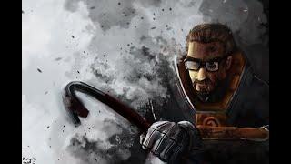 Half-Life  Кирпичный Шлакоблочный Ракетомёт. [ВЕТЕРАН] mr.Bear 0 vs 2 КШР WIN