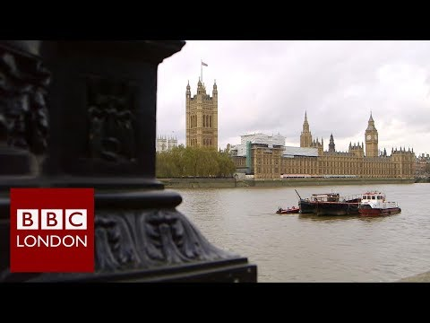 Repair work to the Elizabeth Tower that houses Big Ben – BBC London News