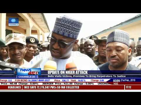 Governor Bello Vows To Track Down Those Behind Attacks On Niger Communities