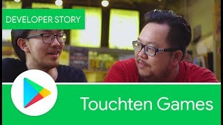 Android Developer Story: Touchten - Finding success in a local market