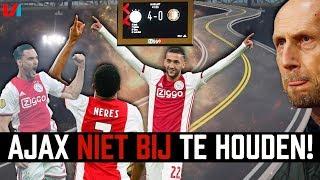 VERNEDERING! Enorm Gat Tussen Ajax & Feyenoord: 'Ajax Echt Uit Het Zicht Verdwenen'