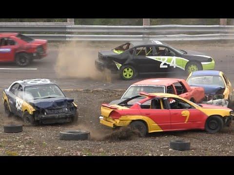 Thunder Valley Speedway - Bomber Race #5