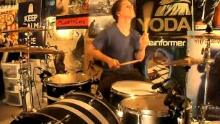 A Little Less Sixteen Candles // Fall Out Boy (DRUM COVER)