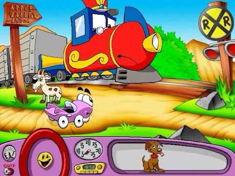 Putt Putt Travels Through Time Demo