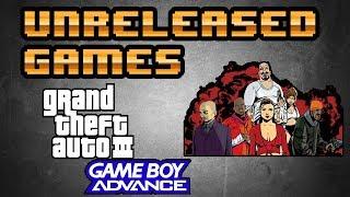 Unreleased Games   Grand Theft Auto 3 Advance  [GBA]