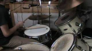 Akuuntus - Doctor Steel - Back And Forth (Drum Cover)