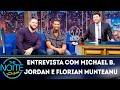 Entrevista com Michael B. Jordan e Florian Munteanu | The Noite (12/12/18)