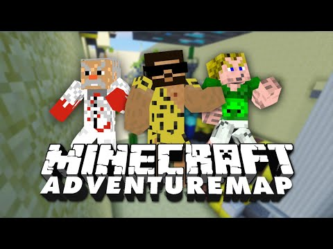 Bitcoins erklärt! 🎮 MC Adventure Map Biome Parkour #2